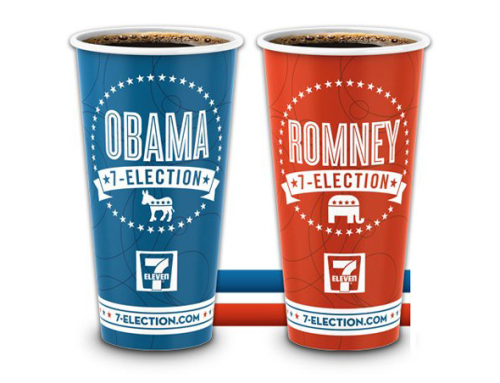 7-11 Voting Cups