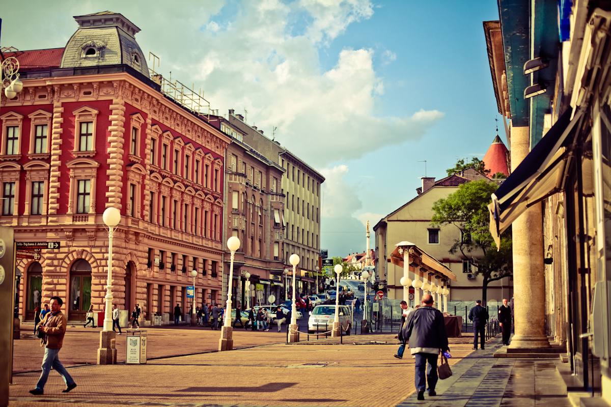 My Last Day In Zagreb Croatia S Capital City Caroline Mitic Graphic Design Web Design Photography Victoria Bc