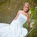 Wedding Dress Trashing   Caroline Mitic   Graphic Design