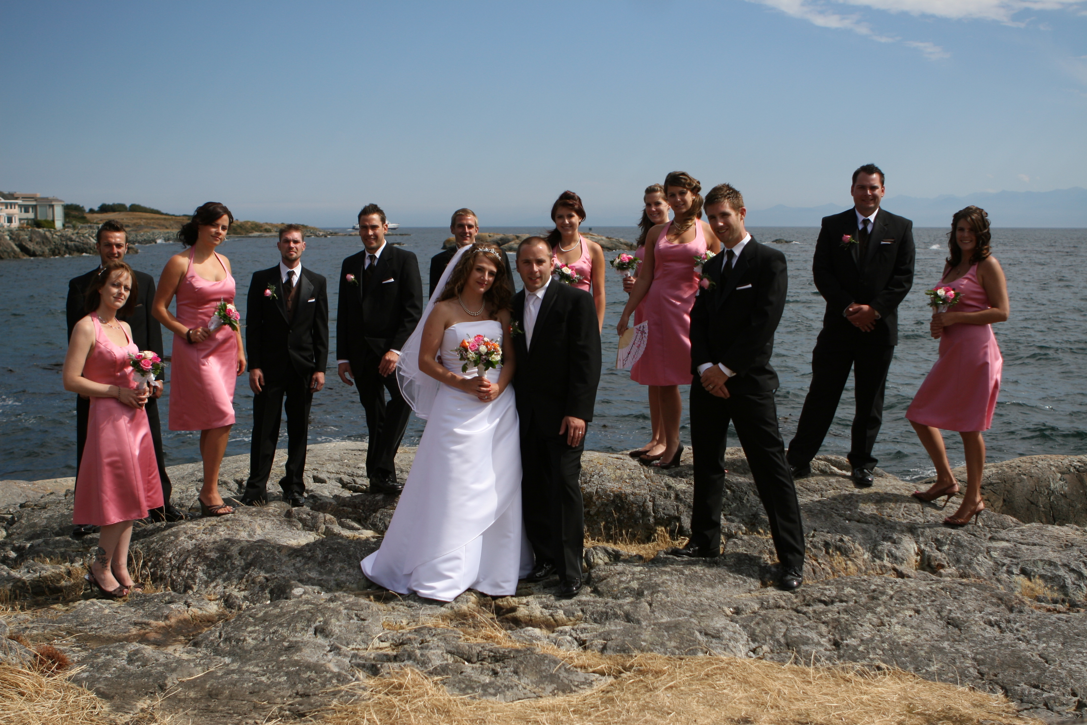 Wedding Photography | Caroline Mitic | Graphic Design